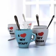 Coffee cups image