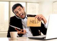 Employee needing help image