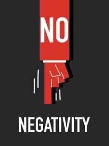 Workplace negativity graphic
