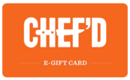 Chef'd Gift Card